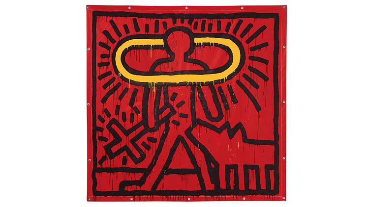 Keith Haring, Untitled 1982