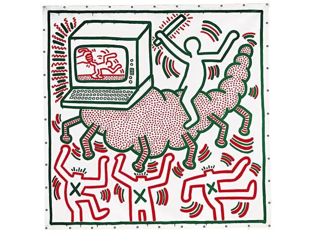 (Keith Haring)
