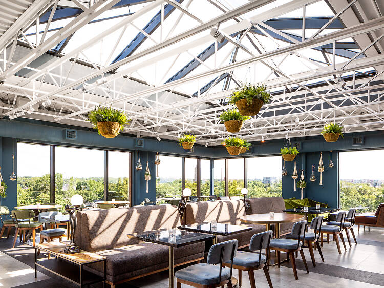 The Rooftop at Broadview Hotel