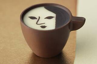よーじや 美粧品コレクション&カフェ