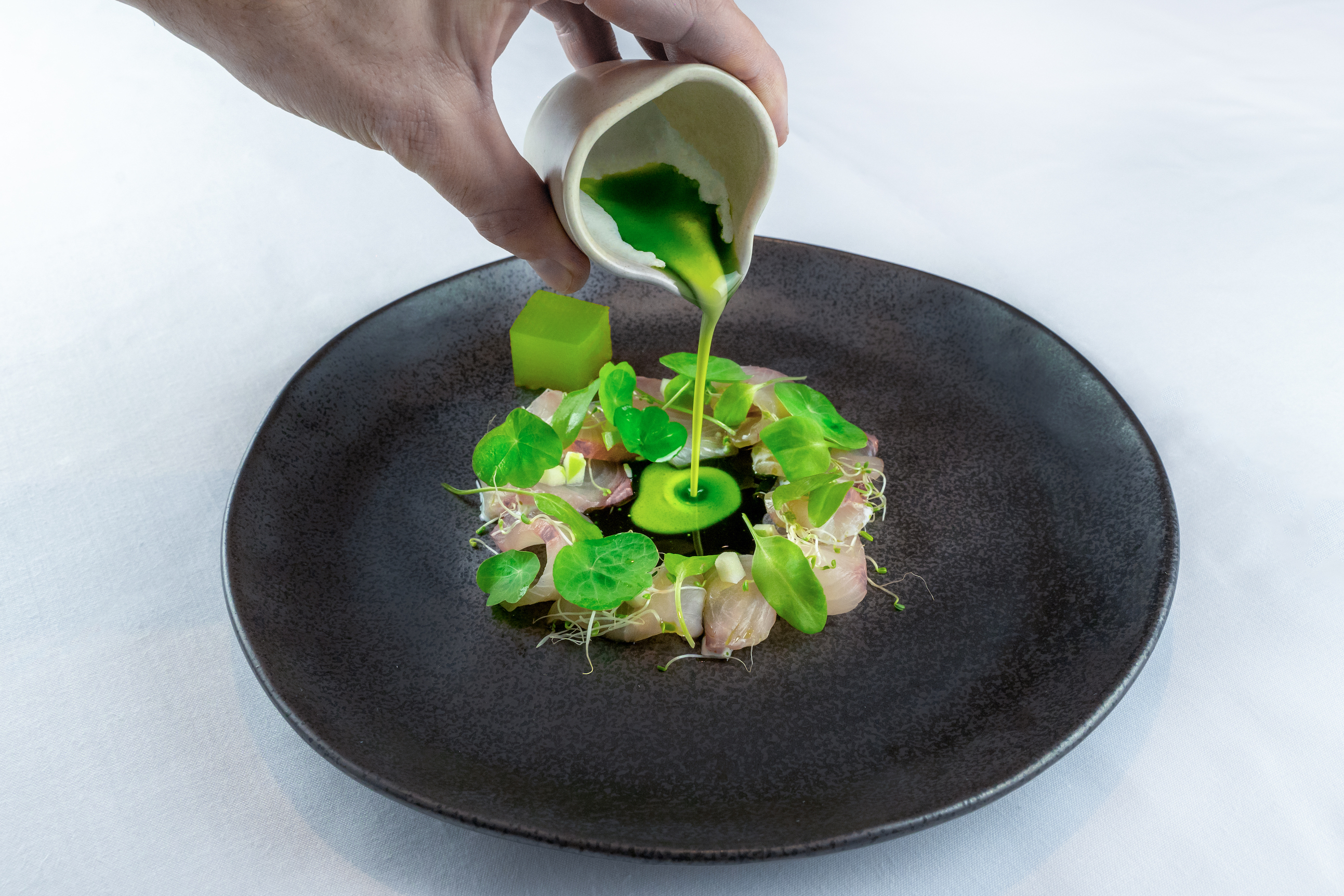 Win a multi-sensory dinner for two at Mode Kitchen Bar