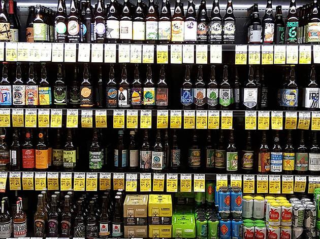 The best craft beer bottle shops in Melbourne