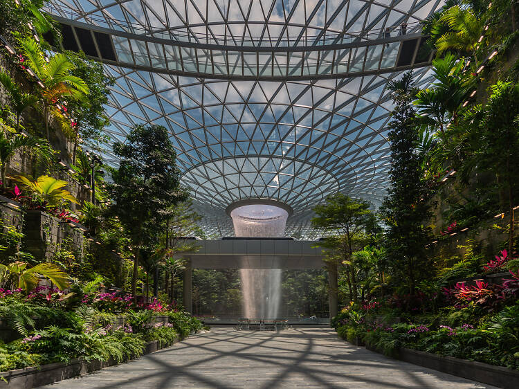The ultimate guide to Jewel Changi Airport