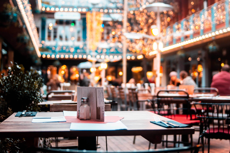 Kingly Court restaurants