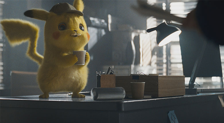A 'Detective Pikachu' pop-up is heading to London so you can catch 'em all