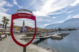 Ascona, Grand Tour of Switzerland for Ascona Locarno campaign