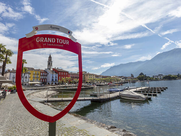 Showstopping accommodation in Ascona-Locarno