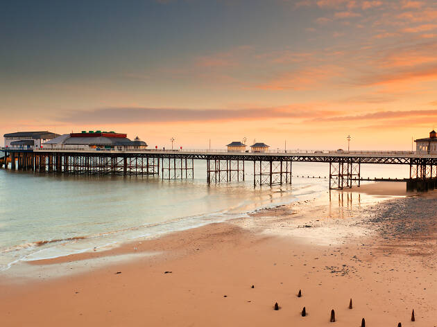 Cromer beach, Norfolk