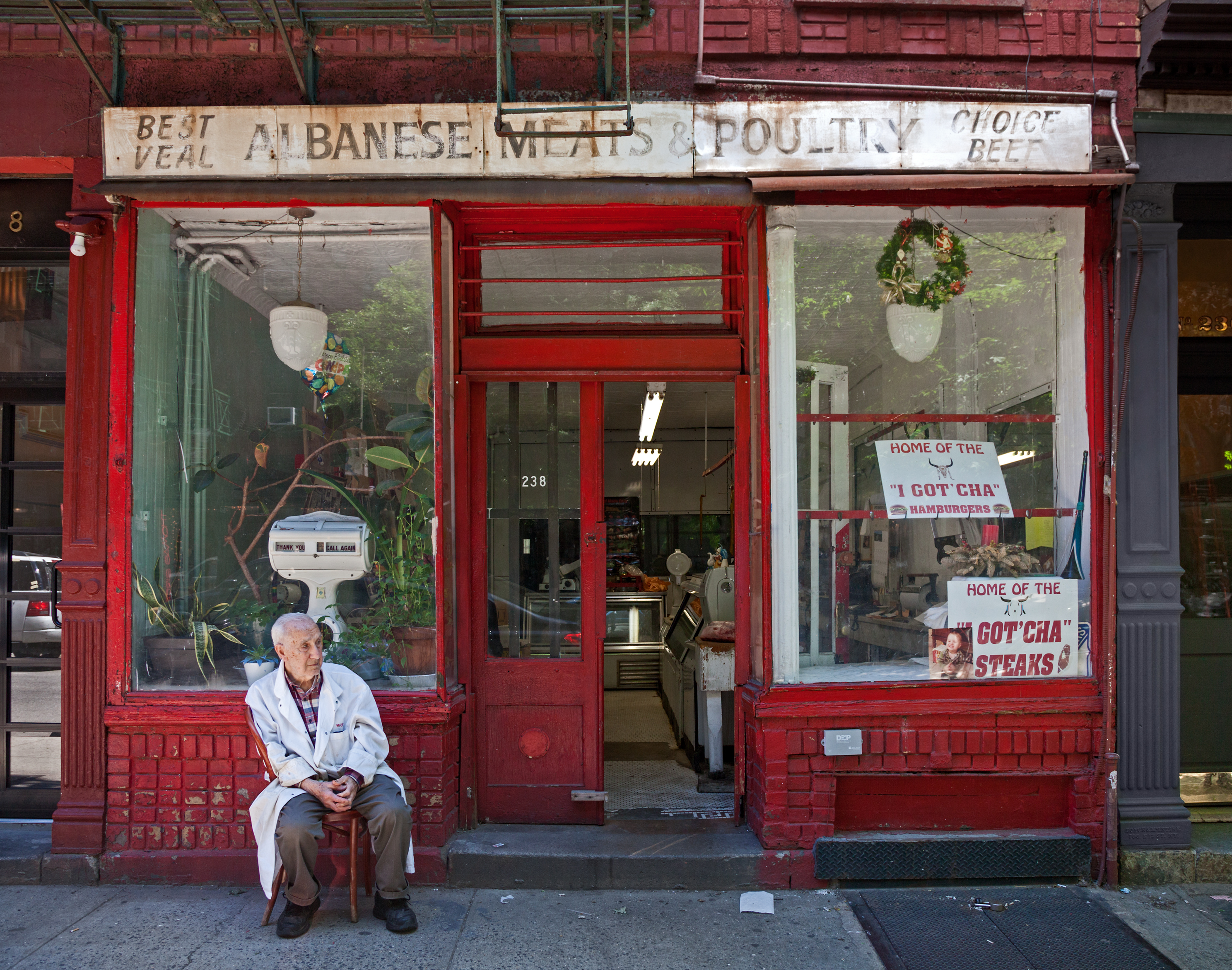James and Karla Murray on their favorite New York storefront photos
