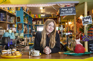 Rachael Dalton-Loveland, owner of Isla Ray café