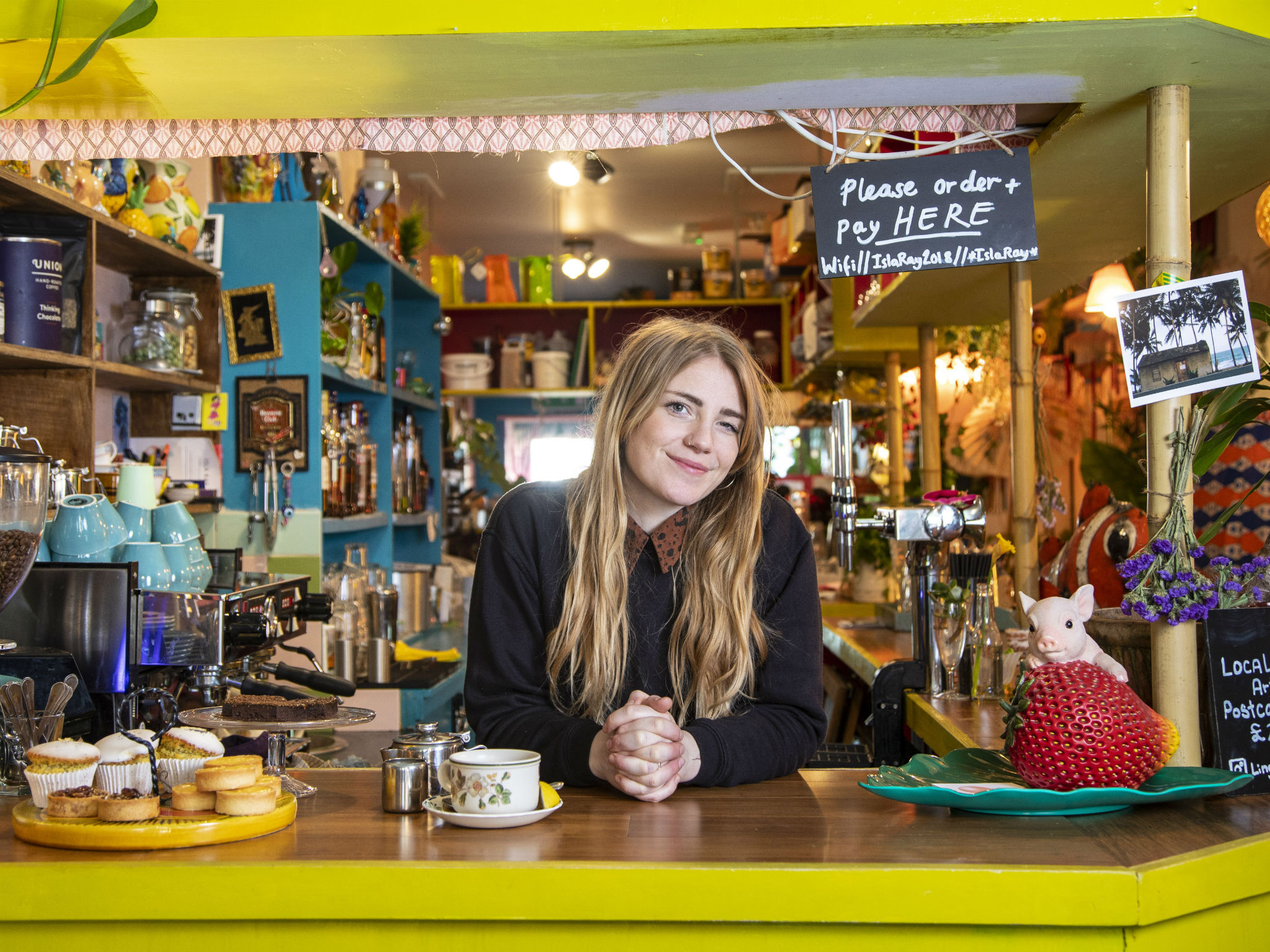 Things you only know if you're a London café owner