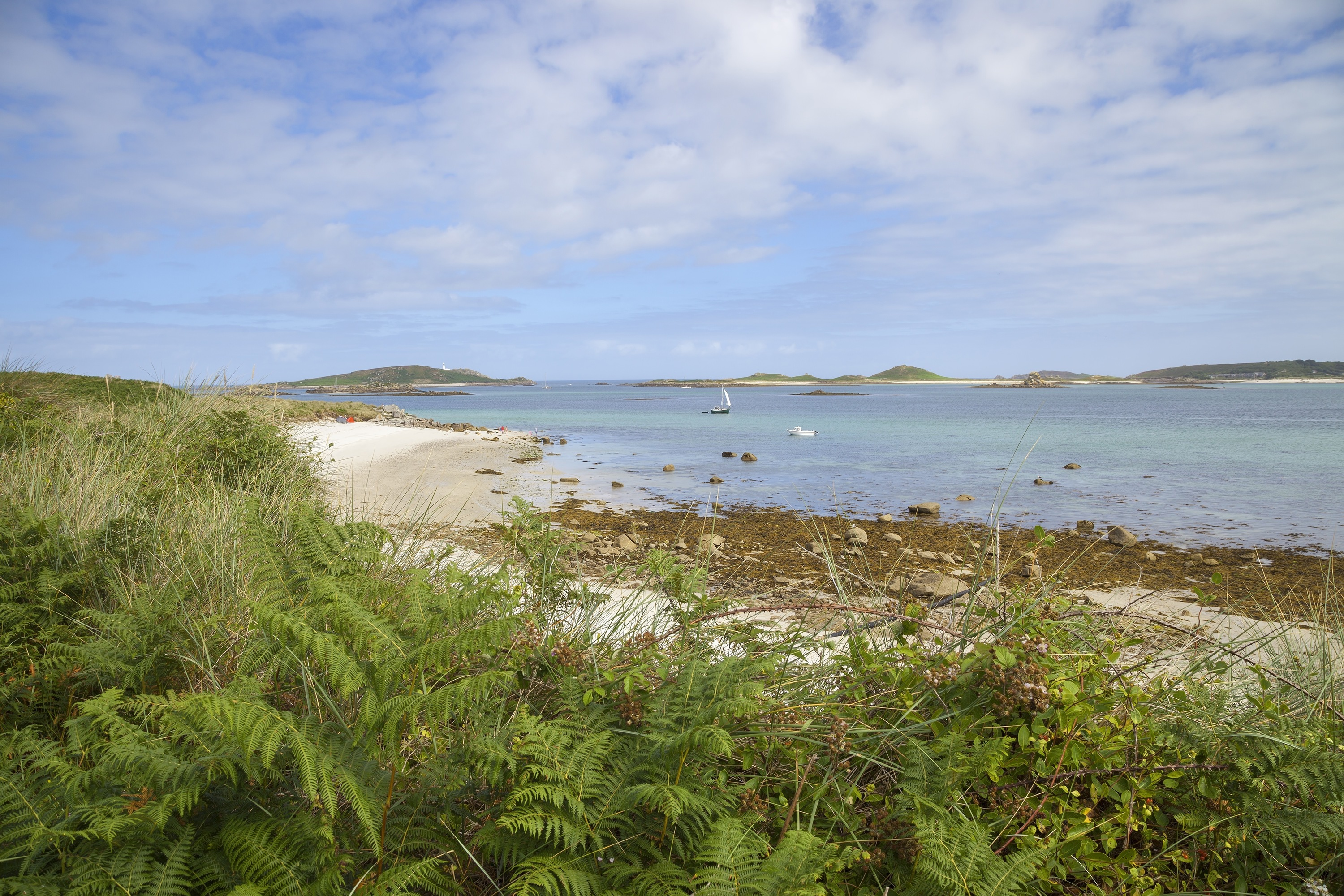 Pentle Bay, Isles of Scilly