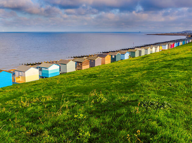 Tankerton Beach, Whitstable