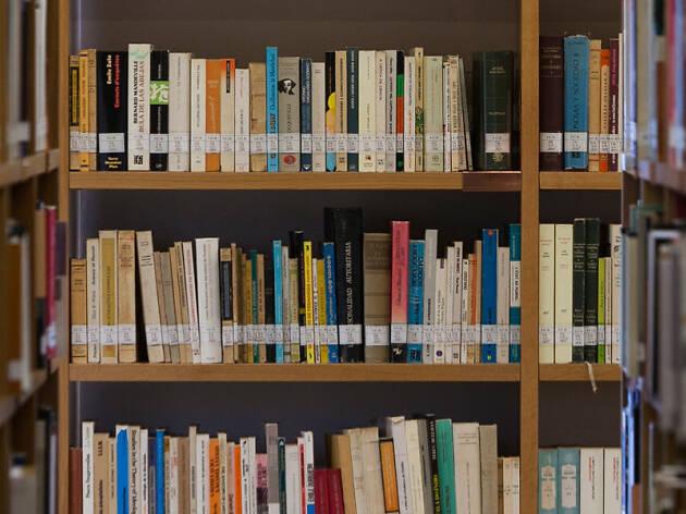 bibliotecas de Lisboa