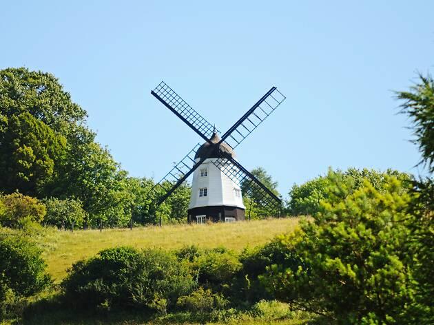 Turville windmill, UK