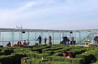 Easter Garden - Le plus haut jardin éphémère de Paris