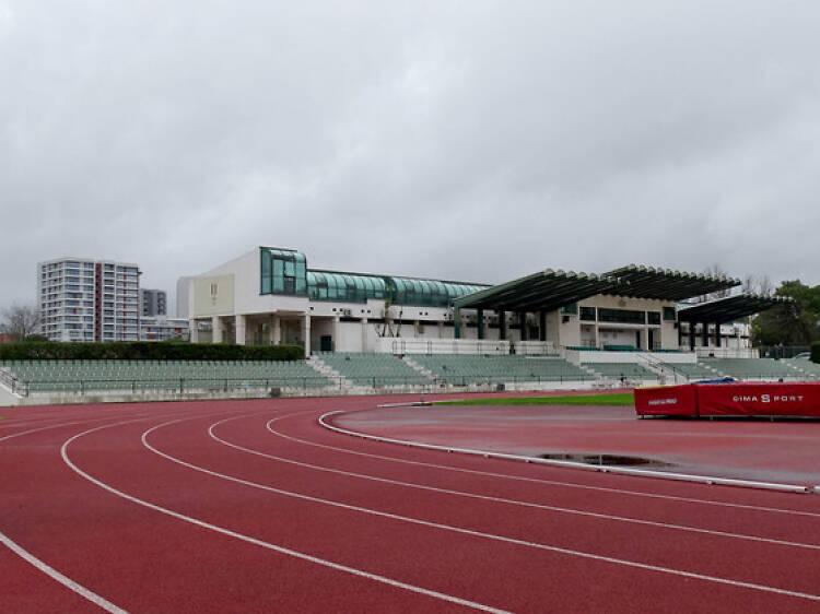 Estádio Universitário de Lisboa