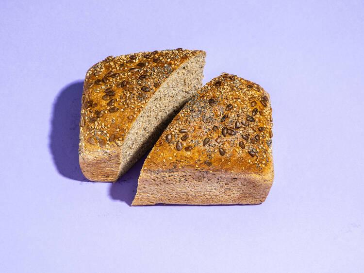 Three seed loaf