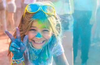Color Fest en Kidzania