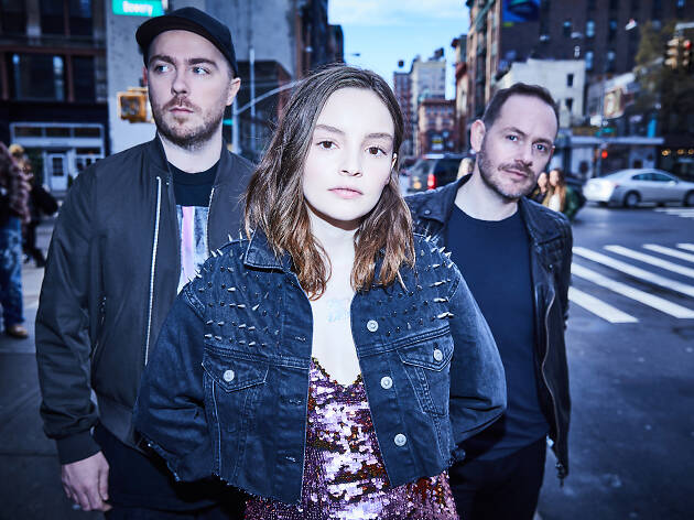 CHVRCHES + Cherry Glazerr