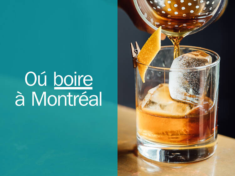 Les 55 meilleurs bars où boire à Montréal
