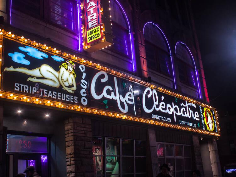Café Cléopatre