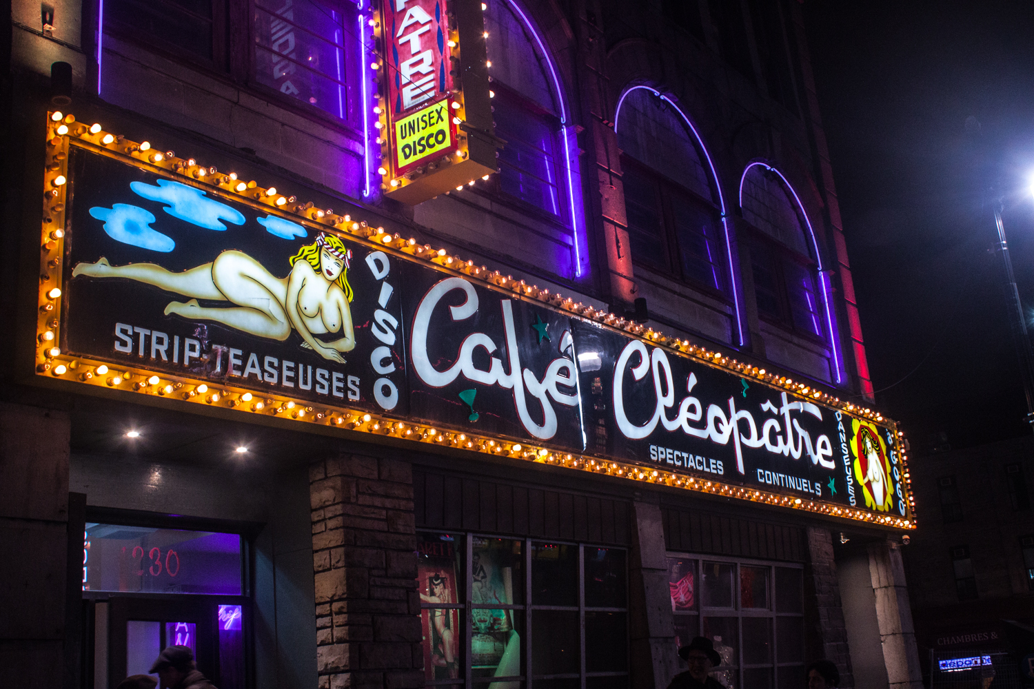 The best strip clubs in Montreal