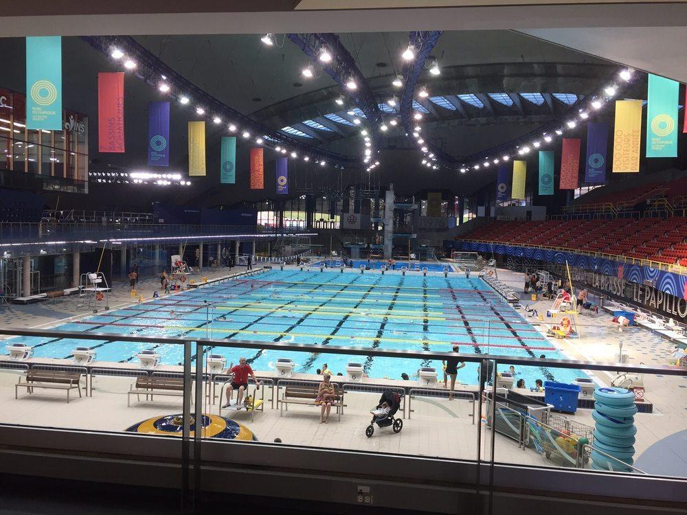Le Centre Sportif du Parc Olympique