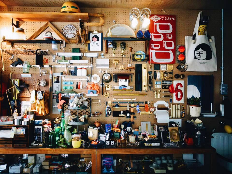 Kanamono Hardware Store