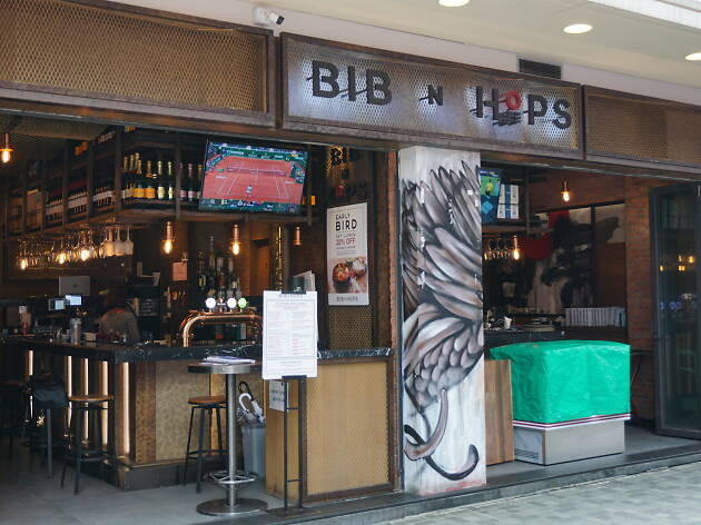 Bib N Hops Quarry Bay