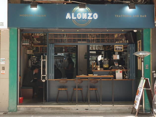 Ask for Alonzo