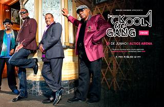 Passatempo Kool & The Gang