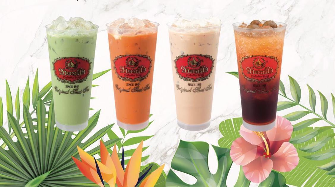 Thailand's famous ChaTraMue milk tea brand opens a second location in TST