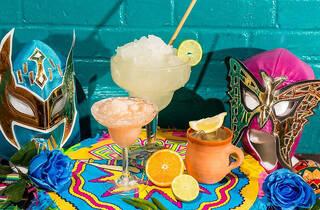 Las Mexicanas at Queen of Hoxton