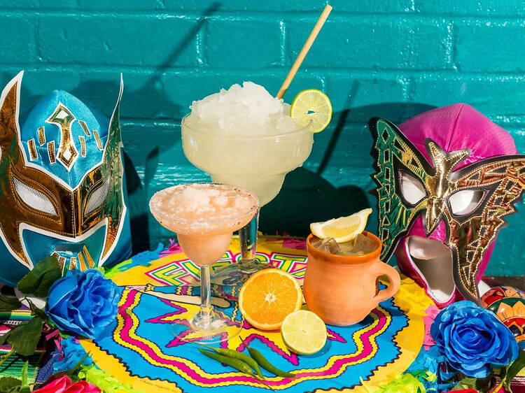 Las Mexicanas at Queen of Hoxton | Queen of Hoxton | Things to do in London