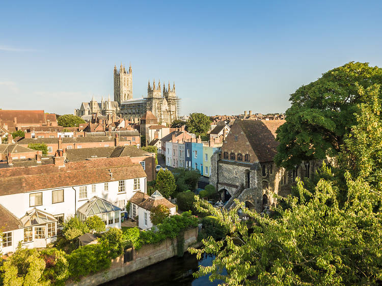 A perfect day in Canterbury