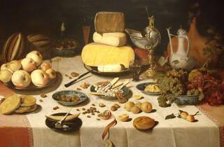 Floris van Dyck - Pièce de Banquet