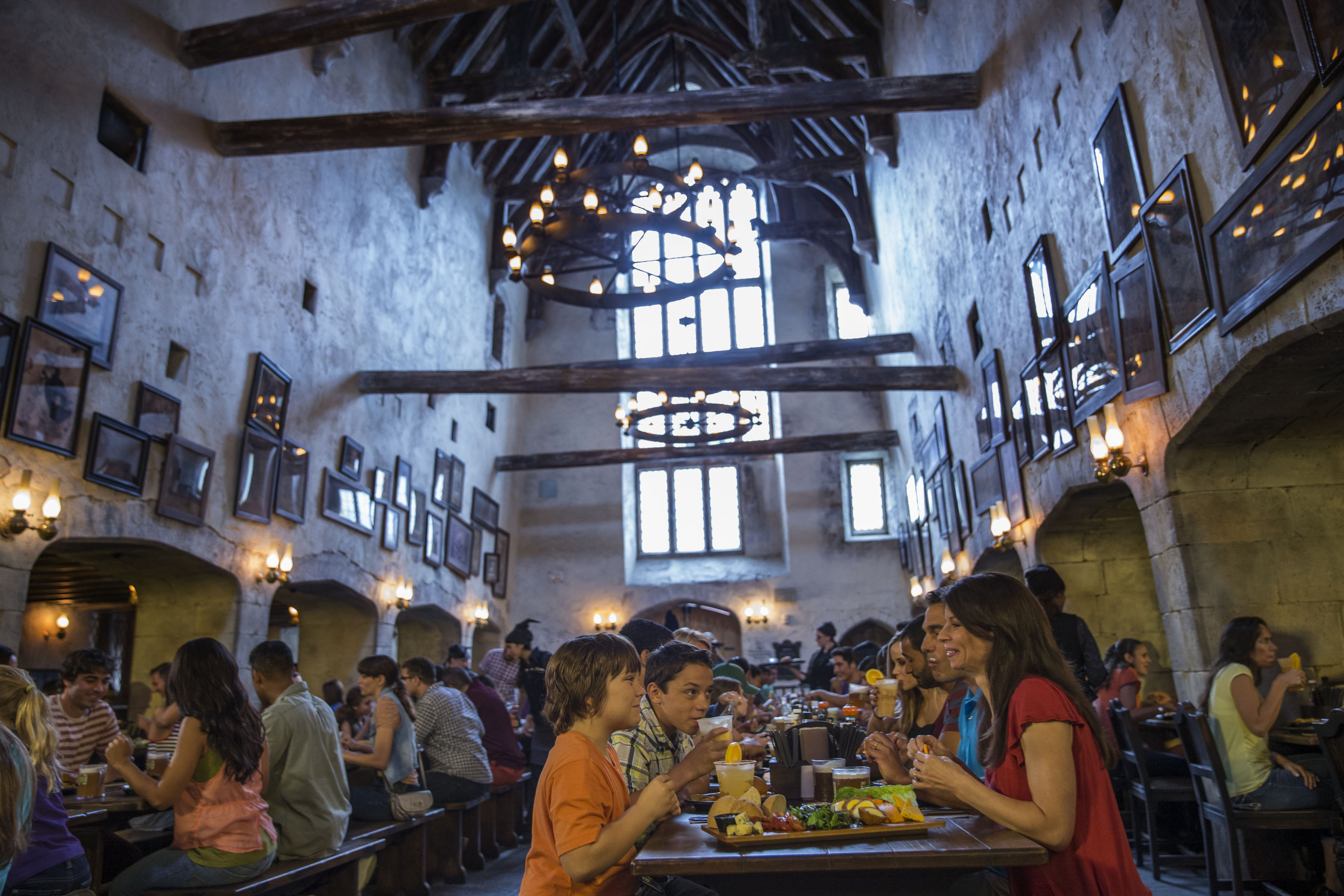 Leaky Cauldron, The Wizarding World of Harry Potter at Universal Studios Orlando
