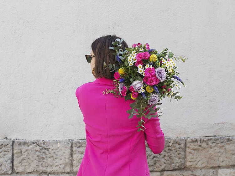 1. Florir a casa