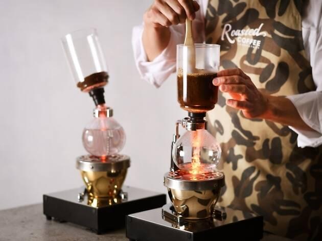 ローステッド コーヒー ラボラトリー 青山店