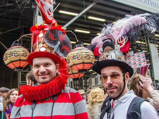 Everything you need to know about the NYC Easter Parade and Bonnet Festival this Sunday