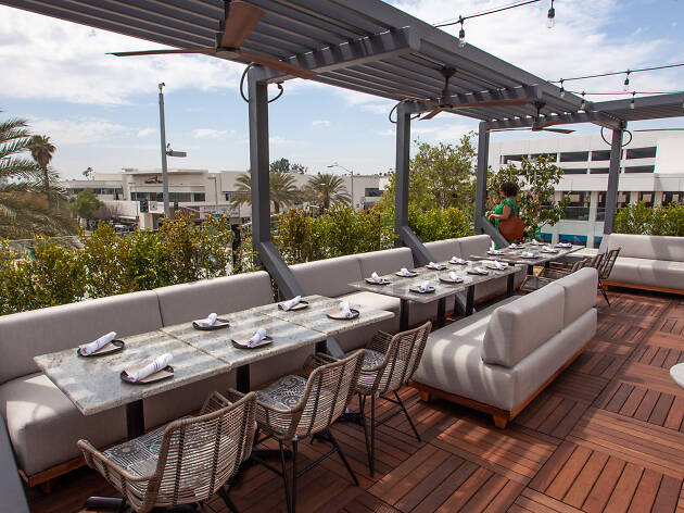 Granville's new rooftop bar is perfect for Pasadena—and why aren't there more rooftop bars in the area?