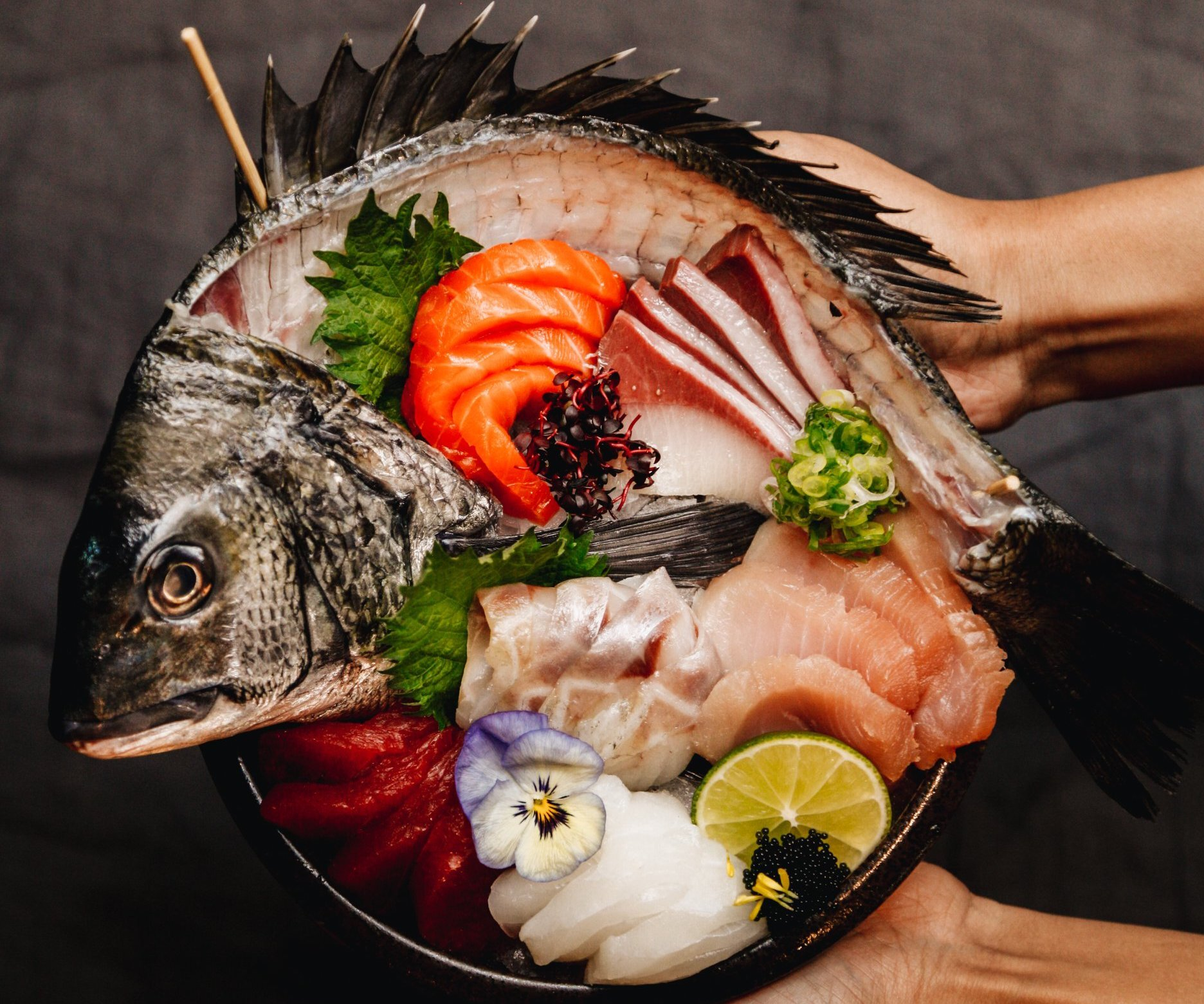 The best sushi in Montreal