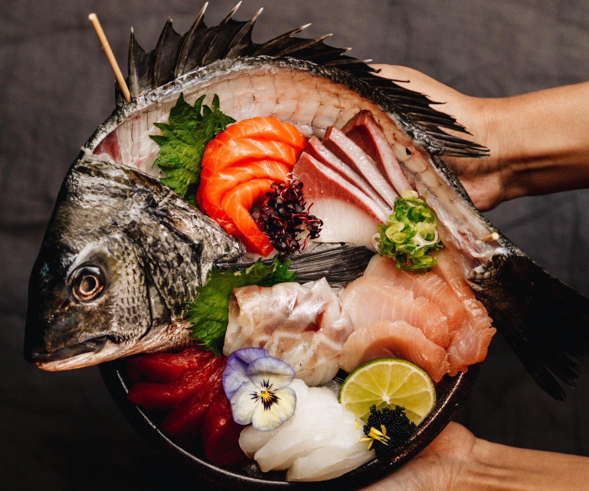 Les meilleurs restaurants de sushi à Montréal