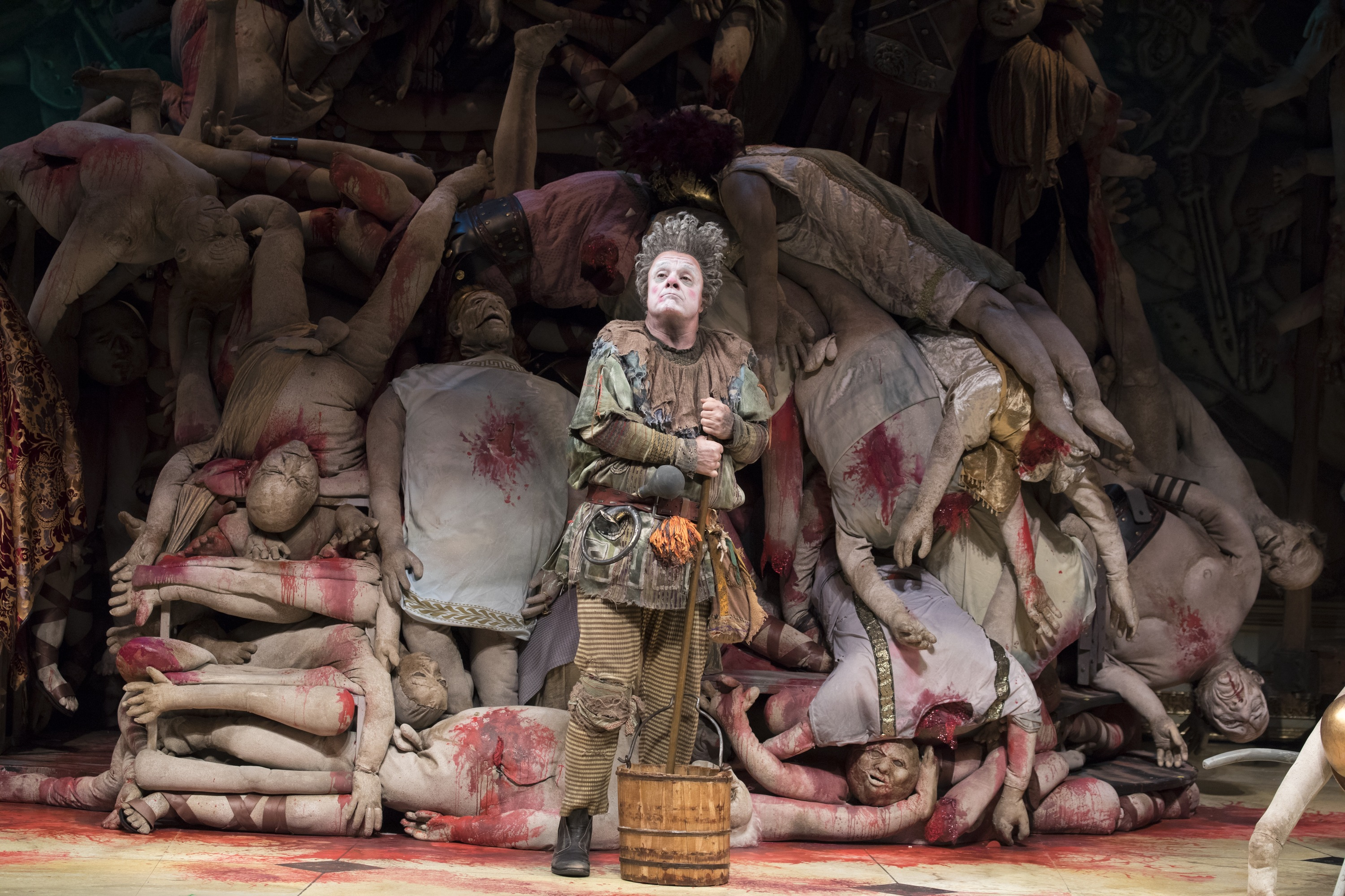 Review: Gary—A Sequel to Titus Andronicus