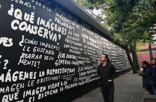 La imagen invisible (Foto: Eduardo Ávila)