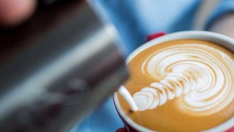 Caffè in Gamba