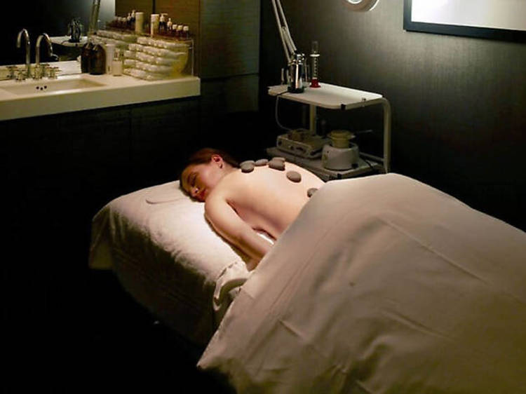 Spa By Valmont at The Hazelton