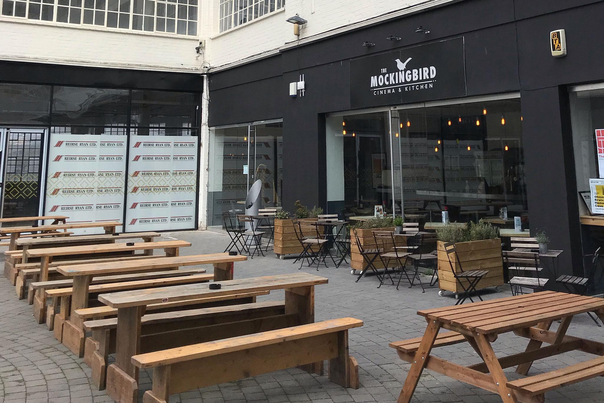 The Mockingbird Cinema and Kitchen