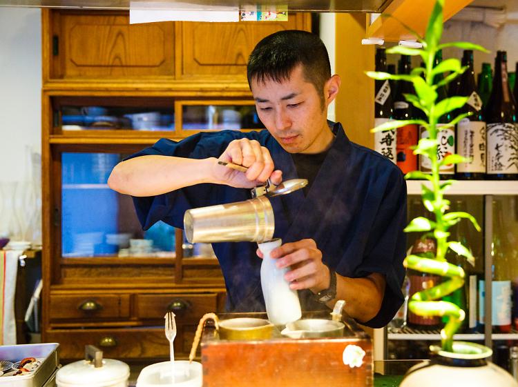 Best sake bars in Tokyo